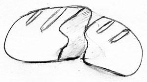 The Broken Loaf