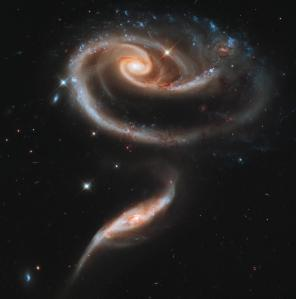Rose Galaxy, NASA