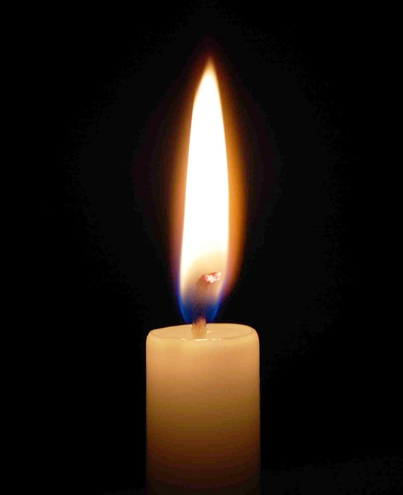 candle in the dark - photo #25