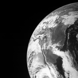 Earth taken by Juno satellite, Nasa
