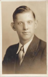 Dad, 18 years old