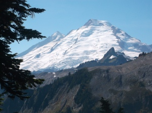 Mt. Baker, WA, from Artist Point, Photo by Ruth Jewell, 14.09.15