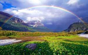 rainbow-landskape