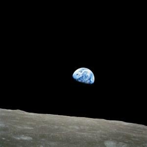 45th Anniversary of the Earth Rise Photo, NASA