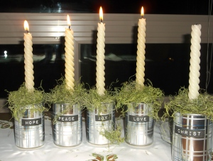 Fourth Week of Advent Love Photo by Ruth Jewell