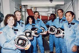 Challenger, Space Shuttle Crew,  NASA 1985