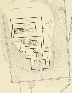 The Plan for King Solomon's Temple (Wikimedia Commons)