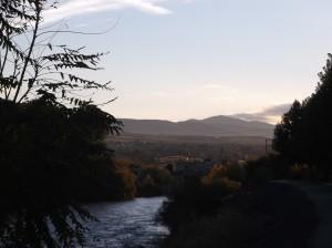 Sunset Yakima WA, 2013