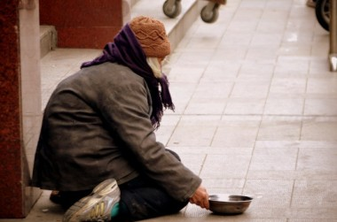 homeless, by Peter Griffin, PublicDomainPictures.net